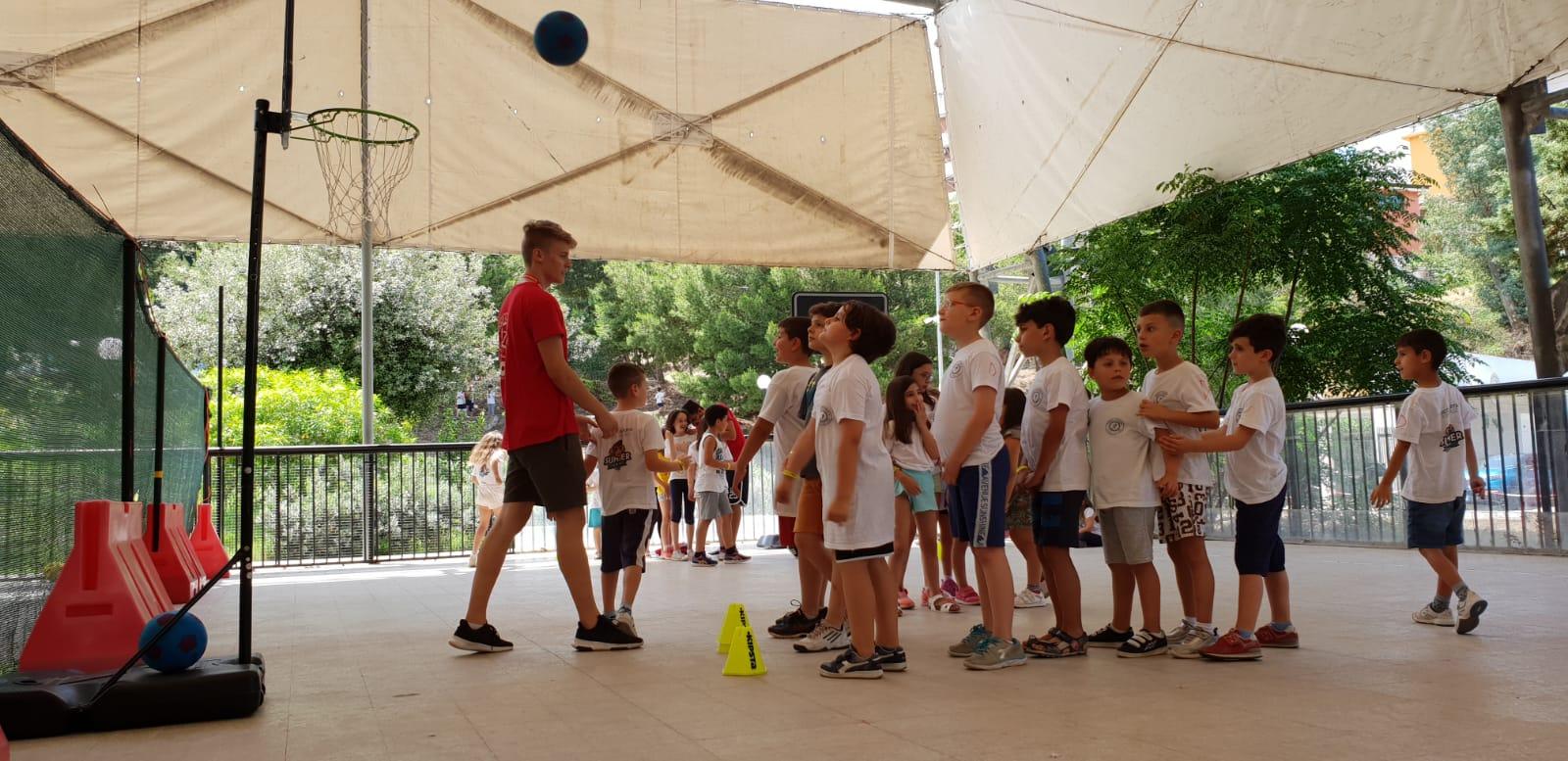 'Summer Camp...alla scoperta di...', i piccoli sportivi ...
